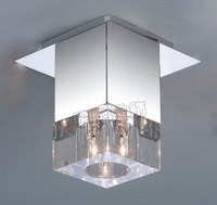 FREE SHIPPING 2PCSCeiling Lights top crystal corridor lamp absorb dome light  crystal chandelier