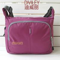 Winpard women's messenger bag casual travel purple bag female bags waterproof