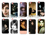 hot  wholesale alice cullen hard white case cover for iphone 4G 4S 10pcs/lots + free shipping