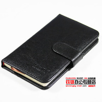 Gancin gx4815 commercial notepad senior notebook the leather logo