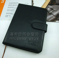A5 commercial notebook advanced magnetic buckle notepad diary the leather business gift