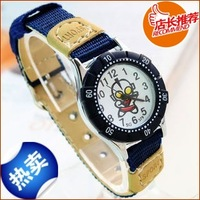Waterproof child watches ottoman cartoon watch little boy electronic watch fashion
