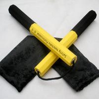 Of the silver flame nunchakus swizzler professional nunchaku child sponge paomian foam