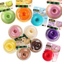 3m scotch donuts glue strawberry tape seat scotch 810 invisible tape