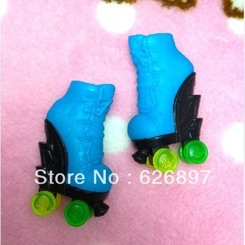 Free Shipping Fashion Monster High Dolls' Shoes ,Original Good Quality The Brand Accessories