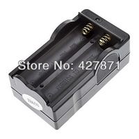 New Universal 4.2v 650 mA Digital Smart Travel Charger for 18650 Battery Free Shipping