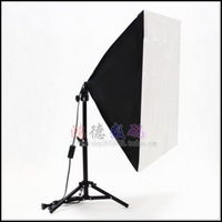 Cotans cotans round background light lights up photography set 40cm*40cm 1 single lamp softbox  stands