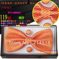 Free Shipping 2013 NEW Arrival fashion Mens Bow Tie,Imitation Silk Tuxedo Adjustable Neck Bowtie Bow Tie M062