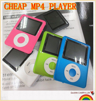 NEW ARRIVAL,free shipping Mini 3rd TF card Mp3 Player, TF card support with eaphone, usb cable 30pcs/lot(China (Mainland))
