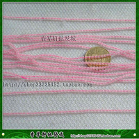 Diy beads 2mm , 3mm natural pink crystal beads small beads 35cm
