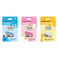Lackadaisical 0225 10 stapler cassette multicolour mini stapler