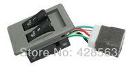 Free Shipping,  KIA Power window switch, KIA Pride double window switch KK12B 66350(SCP)