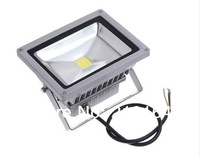 20W 30w LED flood light Warm white Cool white DC 12V Waterproof led floodlight outdoor lamp Free shipping