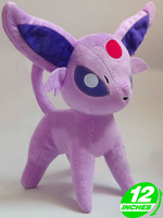 Pokemon Espeon  Plush Doll Toys Figure 12inches Stuffed Anime Manga Gift PNPL9083