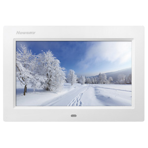 Newman digital photo frame newman d10ahd electronic photo album 10 hd mp3mp4 function electronic photo frame