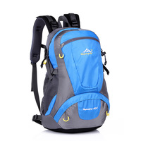 Outdoor spikeing 40l mountaineering bag outdoor bag aigrettes travel backpack mountaineering bag hiking bag 0975