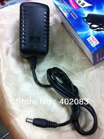 Power Adapter AC/DC adapter Switching USA adapter 12V 2A Home Adapter US plug Wholesale 100pcs / lot DHL