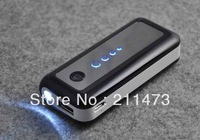 Top Quality Emergency Portable 5600mAh USB Power Bank External Battery Charger For 5/4S HTC,free shipping.