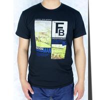 free shipping 2015 men's the novelty original t-shirt with patternsTrain sports tee big size l xl xxl xxxl 4xl shirts Hot sale