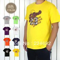 free shipping 2015 men's the novelty original t-shirt with patterns 23 sports tee big size l xl xxl xxxl 4xl shirtsFreeshipping