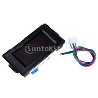 Free Shipping  200 mV Volt Voltmeter Panel Meter 3 1/2 Digital Red LED DC