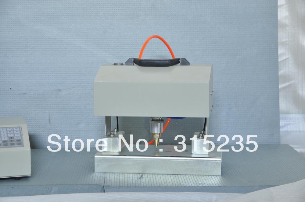 pneumatic portable dot pin marking machine making equipment(China (Mainland))