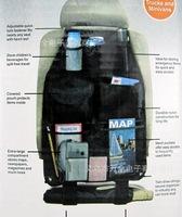 Auto seat organizer car seat after 100pcs storage bag set hot-selling tv