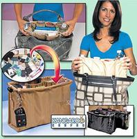 Kangaroo keeper bag storage bag bags 60pcs set hot-selling tv