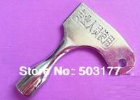 The elevator door key   ,Triangle key  ,Elevator Parts  ,Triangle hole size: 9 * 9 * 9 mm ,