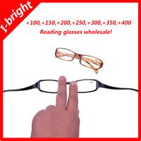 I-bright wholesaling reading glasses super light presbyopic glasses +1+1.5+2+2.5+ 3.0+ 3.5 +4.0 magnifying glasses for elders