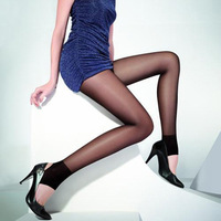 Lady Core-spun Yarn socks step plus crotch pantyhose thin socks female stockings female stockings socks thin socks