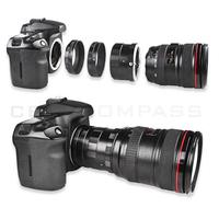 Free Shipping 3 Macro Extension Tube Ring Lens Adapter for Nikon DSLR camera D7000 D5100 D5000 D3200 D90 D60 AF