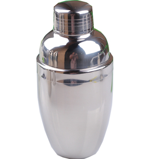 750ml stainless steel vessels cocktail shaker rev18 bottle cocktail shaker cup hip flask(China (Mainland))