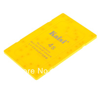 Wholesale Screw Holes Distribution Board Holder  for iPhone 4S 4GS Yellow E3162 P