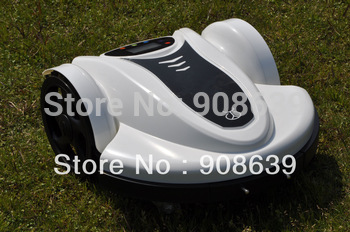 2013 Newest Arriving Time Setting/Language Selection / Subarea Setting /Password Setting Lawn Mower Robot (Li-ion Battery)