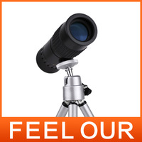 Free Shipping Borg 15-85 HD times Eyepiece pocket-size monocular telescope night vision 100 for Concert/Game Wholesale