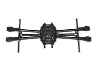 F05548 Tarot Iron Man 650 Carbon Fiber 4 Axis Aircraft Fully Folding FPV Quadcopter Frame Kit TL65B01 + Free shipping