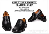 Spring 2013 fashion leather men's business suits of England leather men's leather shoes, leather shoes