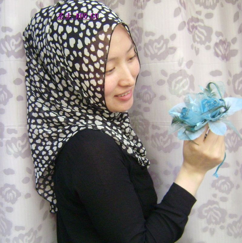 2013 scarf hijab chiffon ,Free shipping(China (Mainland))