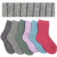10PairFree Shpping New Arrival Hot-selling  Wool Blending  Children Socks Slip-resistant Small Kid's Socks  Thermal SocksF13980