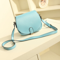 2013 women's summer candy color fashion mini bag messenger bag female bags new arrival fashion
