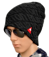 New Fashion Mens Beanie Skiing Hat With Warm Fleece Lining One Size Free Shipping