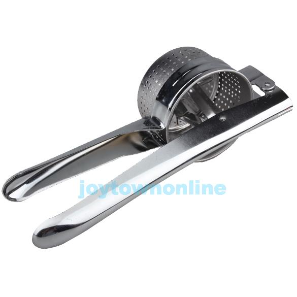 Food Mill Strainer Sifter Steel Ricer Masher Juicer Utensil Colander #1JT(China (Mainland))
