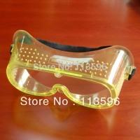 Freeshipping Hongsheng  Safety Goggles  Against Solid, Liquid, Gas Splash   CE EN 166     2B01