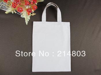 8oz blank white canvas tote bag wholesale free shipping