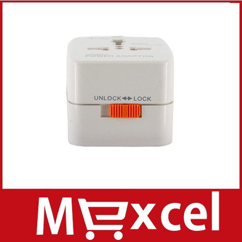 Global Travel Adapter Adaptor (White) wholesale(China (Mainland))