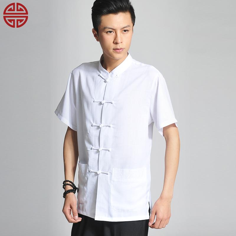 Asian Clothing Men Men's Clothing National Trend