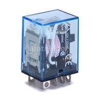 Free Shipping LY2NJ AC 220V 10A Power Relay