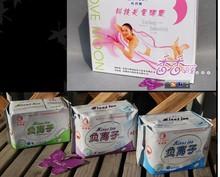 feminine sanitary pads promotion