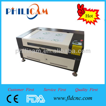 China manufacturer cloth laser router